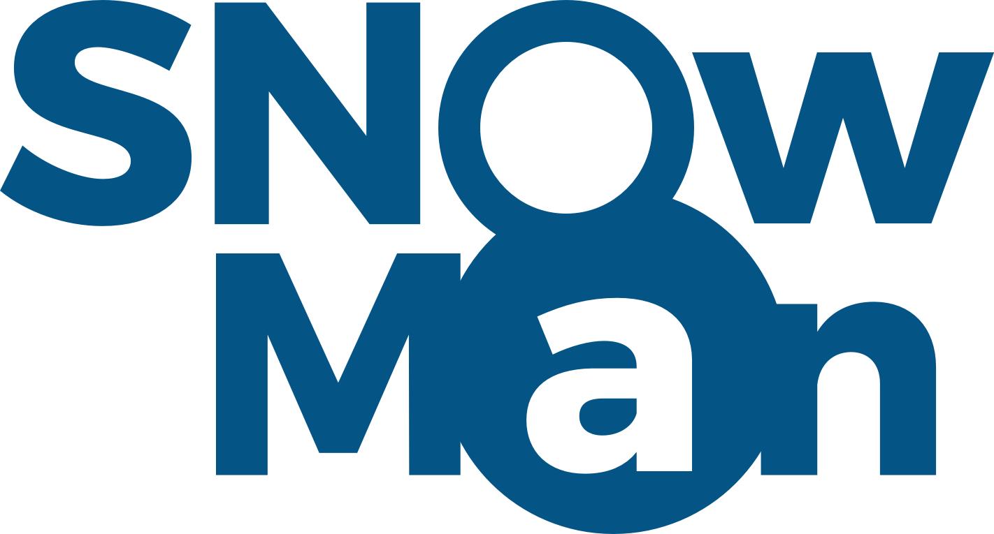 logo projektu Snowman